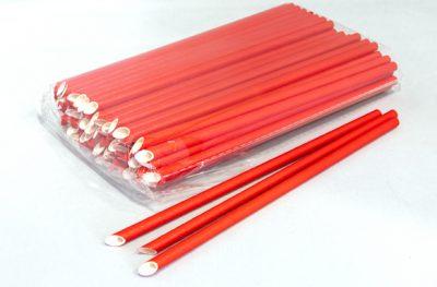 Red Straws 1